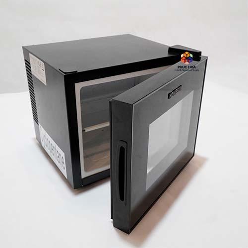 Tủ minibar cánh kính BCG-10B