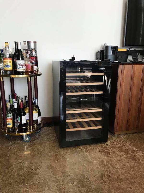 Tủ đựng rượu vang JC-128D