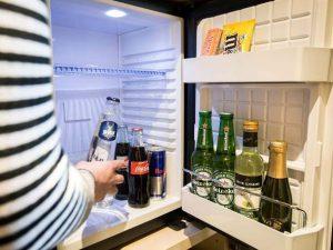 tủ mát minibar